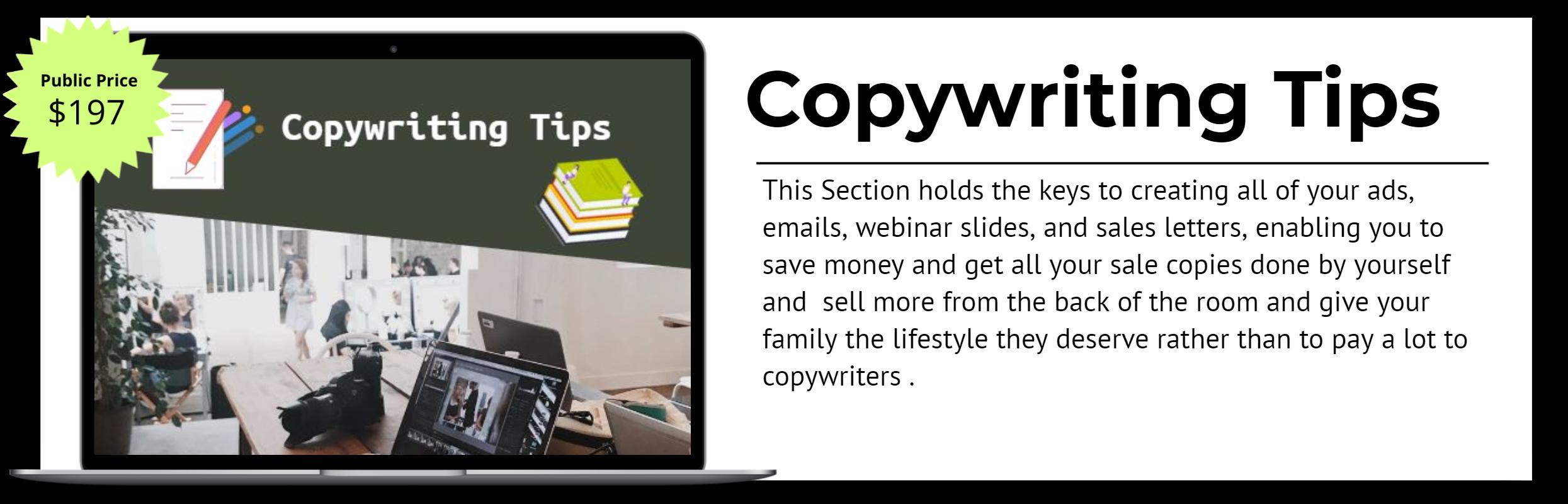 Copywriting tips (1)