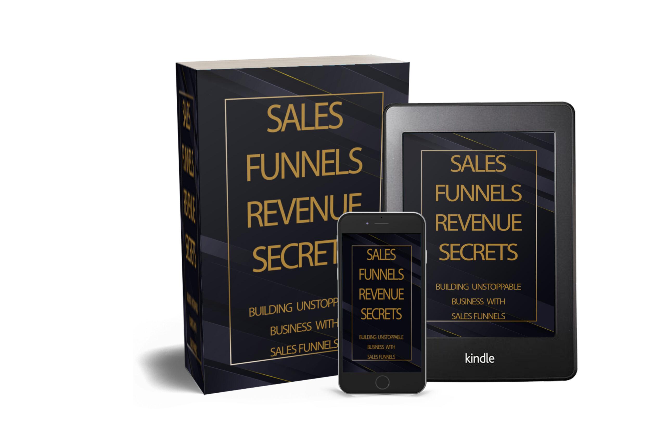 sales funnel revenue secrets 3d