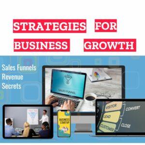 """""""Sales Funnels Revenue Secrets"""""""